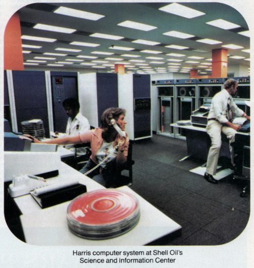 Harris communications and information processing - 1979