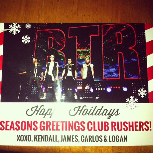 perfumedheart:  Christmas card from the boys nbd #btr