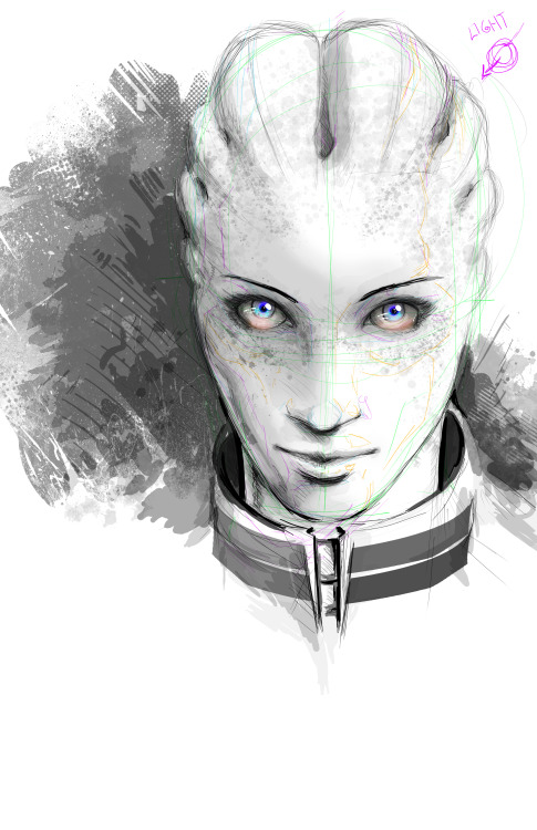 superpuppet:  Liara preview