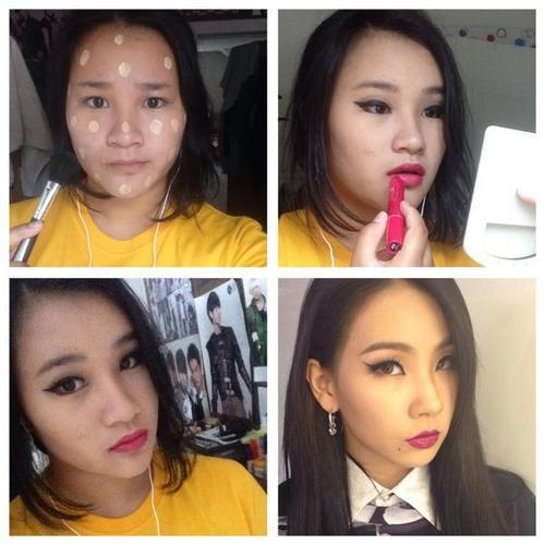 kpop idols transformation random onehallyu