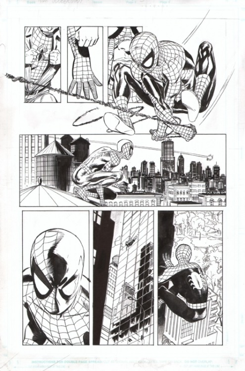 The Amazing Spider-Man By Lee Weeks