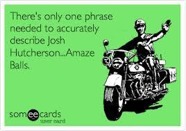 There is only one word to accurate describe Josh Hutcherson… Amaze Balls