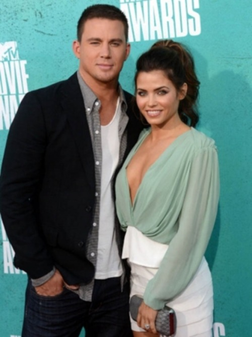 Channing Tatum and Jenna Dewan-Tatum are going to be parents! Really, really hot parents. Click for more!