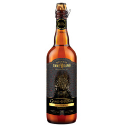 entertainmentweekly:  Speaking of Game of Thrones: Winter lager is coming.