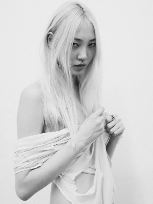 black-white-madness:  Madness:  SooJoo Park @ Wilhelmina NYC By Jonathan Waiter
