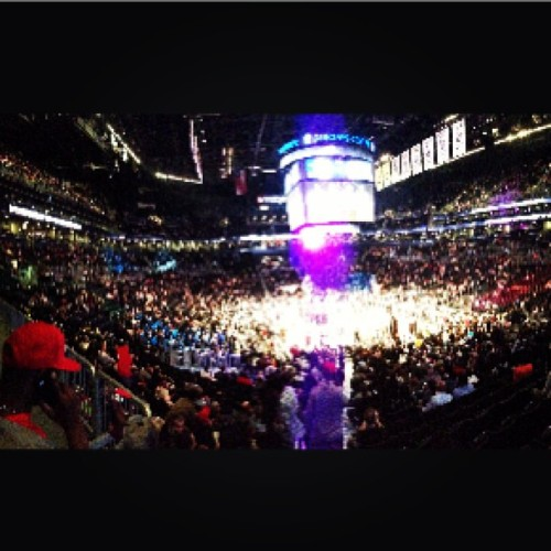 Brooklyn Nets game #nyc #nets