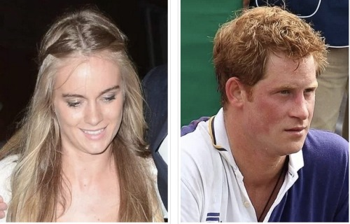 Looks like Prince Harry and Cressida Bonas are dating! Cressida is a high-society London girl who has been linked to Harry since May. She was recently spotted with Harry on a skiing trip in Switzerland.
