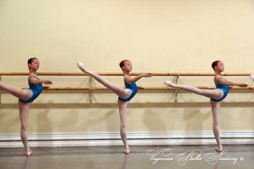 dance-more-think-less:  dancingenair:  Vaganova Ballet Academy. Class of Galina Enikeeva, 2nd Grade students. Sidenote: I cannot believe they're only in 2nd grade class. Wow.  Cannot. Believe. Her. Back.