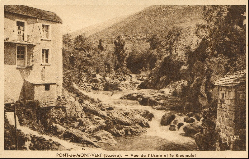 Le Pont de Montvert(France) (via)