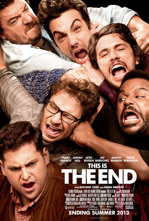 Was lucky enough to see 'This Is The End' pre-screening in Sydney yesterday and it was AMAZING!!