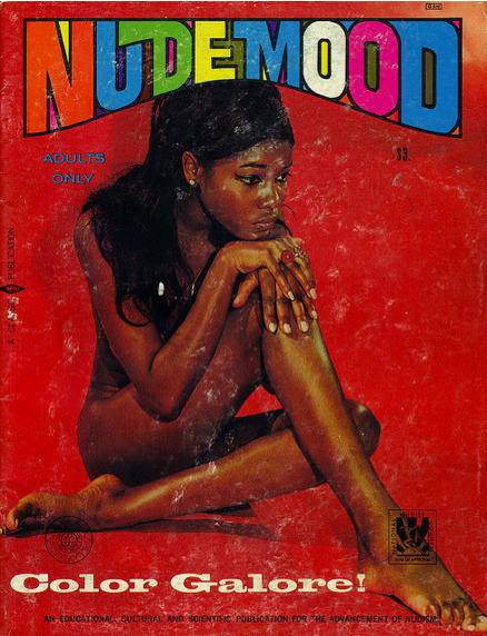 Nude Mood, magazine cover, 1960s