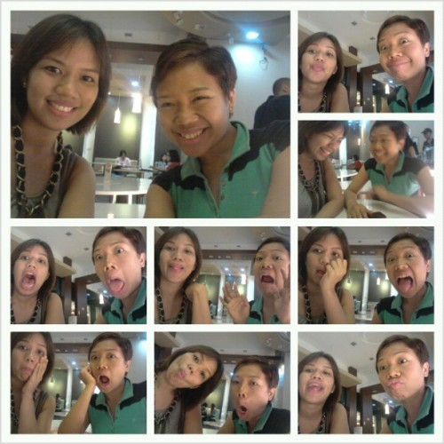 Pretensions. :)) #Sundate #Food #Massage #Weekend @missmarymichelle  (at Cobo Awesome Possibiliteas)