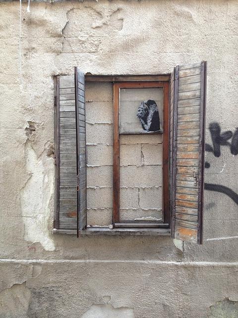 valscrapbook:  Fenêtre murée by shivapat on Flickr.