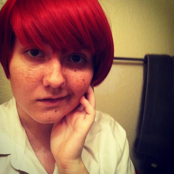 mahiru wiiig itll be forever before i cosplay her but shut up
