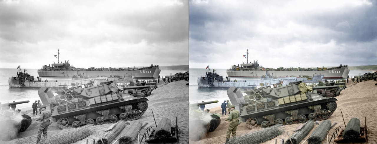 operation overlord during the wwii The planning of operation overlord and its implementation on june 6, 1944   the operation on which many laid their hopes for decisively ending world war ii.