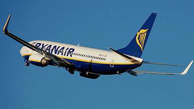flypluz:  Ryanair profits at record high  Ryanair Profits after tax rose 13% to 569m euros (£481m) on revenues of 4.88bn euros for the year to…  View Post