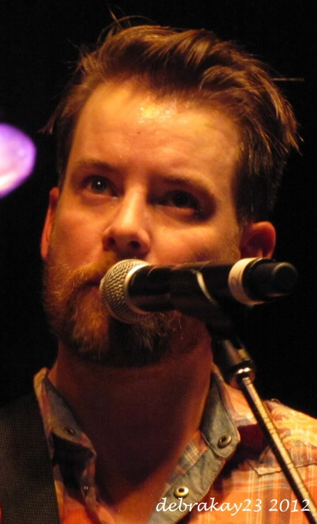 David Cook at Irish 31 Summerfest in Tampa (Sept 2012)