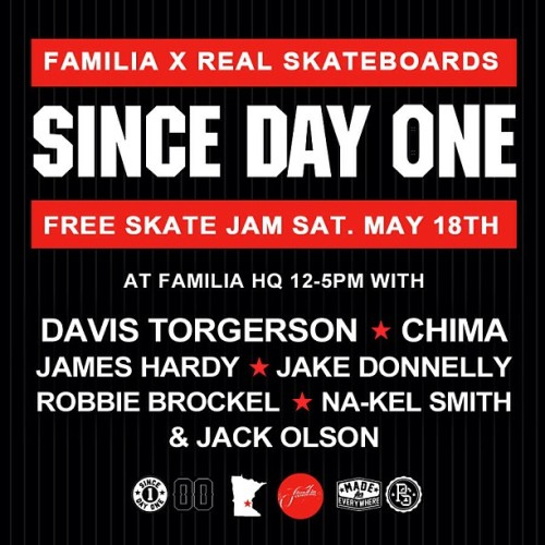 If you're in Minneapolis, we'll see ya soon. #realmpls @nesserfamilia