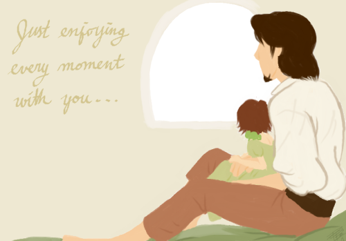 Every moment with you… by *Bonka-chan