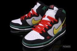 Nike SB Dunk High 'McRad' – BHM Quickstrike