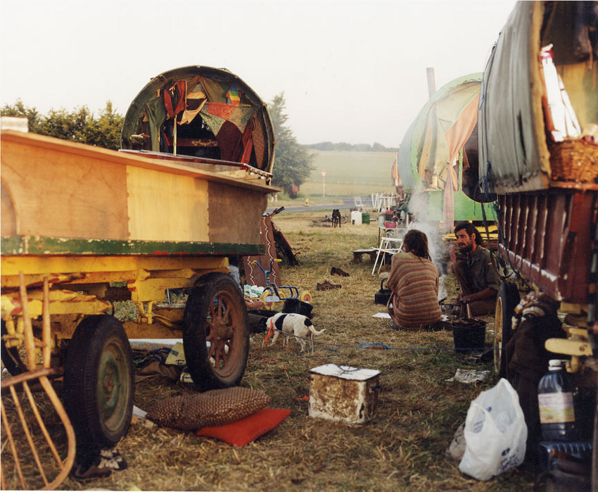 ghostparties:  iain mckell - the new gypsies