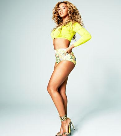 Beyonce for Shape Magazine aka Get Rite for the Summer! #bowdown