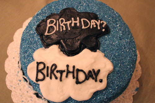 death-by-lulz:  supcake: That's the thing about cake…it demands to be eaten. This is the most brilliant thing out of all things that are brilliant. I ate the cake the way you fall asleep: slowly, and then all at once… My thoughts are like icing I can't fathom into lettering… It would be a pleasure to have my cake eaten by you, Hazel Grace. It's a metaphor, see. You put the cake between your teeth but you don't give it the power to be tasty. This post has been featured on a 1000notes.com blog.