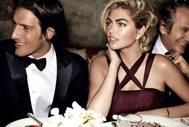 shamelessorgasms:  Kate Upton for Vogue US (The Kate Upton Effect) June 2013 by Mario Testino