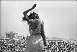 USA. 1968. California. Venice Beach Rock Festival By Dennis Stock