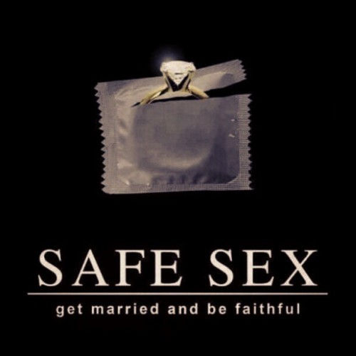 nicanikx:  agree :) how about you?  #ring #marriage #safe #sex #faithful #couple #cool #true