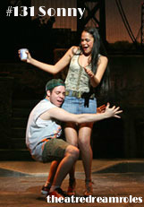 Sonny - In the Heights Submitted by: Anonymous