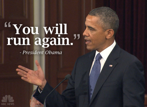 nbcnews:  'You will run again': Obama says marathon attack will not shake Boston's resolve (Photo: NBC News) Three days after bombs shattered its most joyous day, Boston came together Thursday to seek comfort, honor the victims and, in the words of one minister, heal a city and a violence-weary world. Read the complete story.