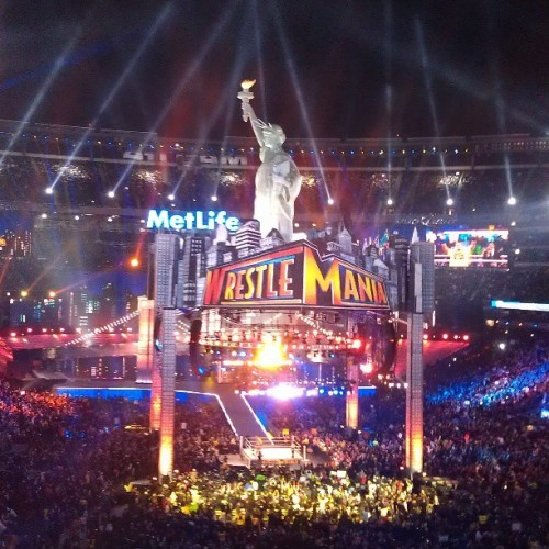 danh1126:  #Cena #Rock #Wrestlemania
