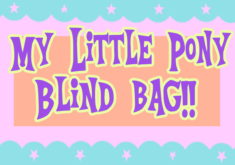 Introducing an MLP blind bag! For $28, you can get three pony necklaces chosen at random! Fun for any pony lover! x