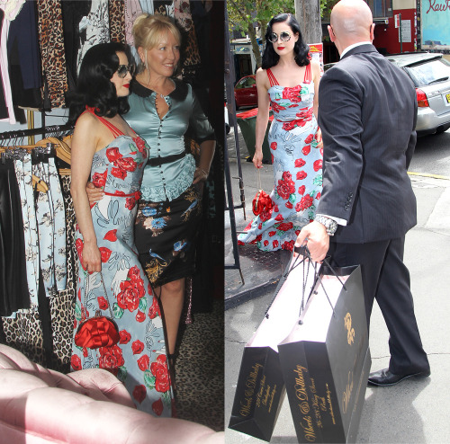 missmelaniejade:  I love Dita's dress