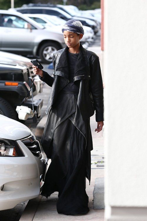 This Is Now a Willow Smith Fan Blog