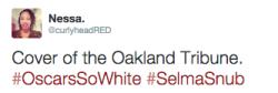 lulz white people oscars Academy Awards Oakland selma cackling staywoke