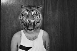 drunkenfights:  Me, the tiger