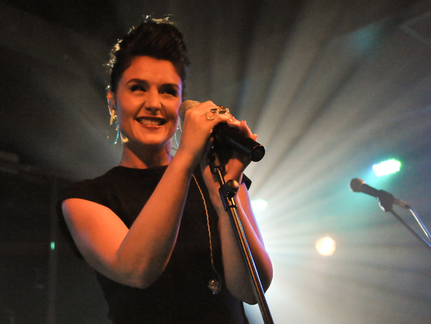 "Jessie Ware Keeps It Simple For ""Diamonds"" Cover"