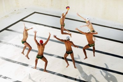 bondilife:  Water Polo by the Sea at Bondi's iconic Icebergs pool  Visit Bondi Life on Facebook | The Bondi Life Blog | Twitter | Google+ | Instagram | Pinterest