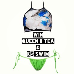 queenbtea:  WIN THE ULTIMATE SUMMER PACK THIS FEBRUARY! Every Friday @queenbteatox are giving away a 14 day teatox, and @ksswim are giving away a swimsuit. The ultimate prize of 3 teatoxs and 2 swimsuits will be drawn on 22nd February 2013. This Friday we will be giving away THIS bikini and a 14 day teatox!  To enter: repost this picture and tag us (@queenbteatox & @ksswim) and #qbksswim  *Note: Australia wide only  @queenbteatox @ksswim #qbksswim