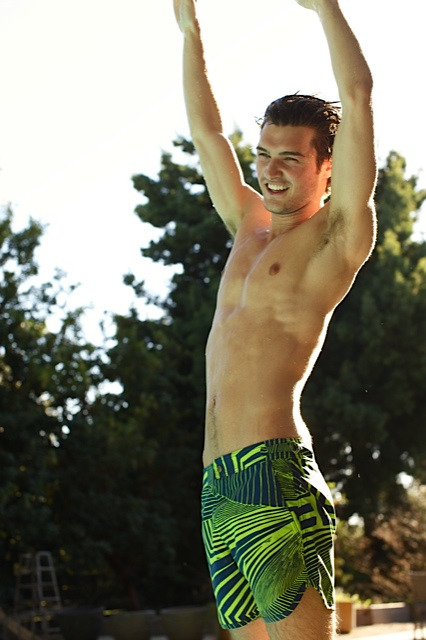 Brandon Gray soaks up some California Sun in Mr Turk Follow Mr Turk on Facebook, Pinterest, Twitter, Instagram, and Trendabl