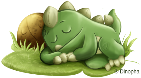 Sshh!… Dinopha is SleepingFollow him: http://dinopha.tumblr.com/® Oe Ilustración