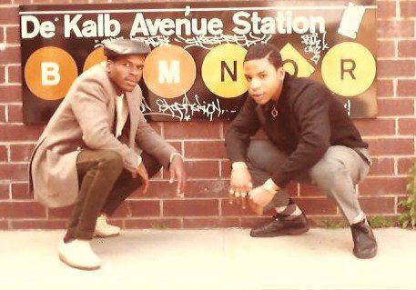 msmusicjunkie:  Photo: Jamel Shabazz Brooklyn, 1985