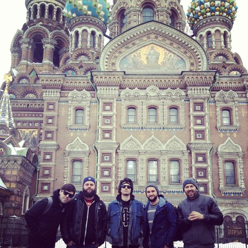 World Travelers #Russia @alexerian514 @miguellepage @obeydastevie @johnotb @greg_otb