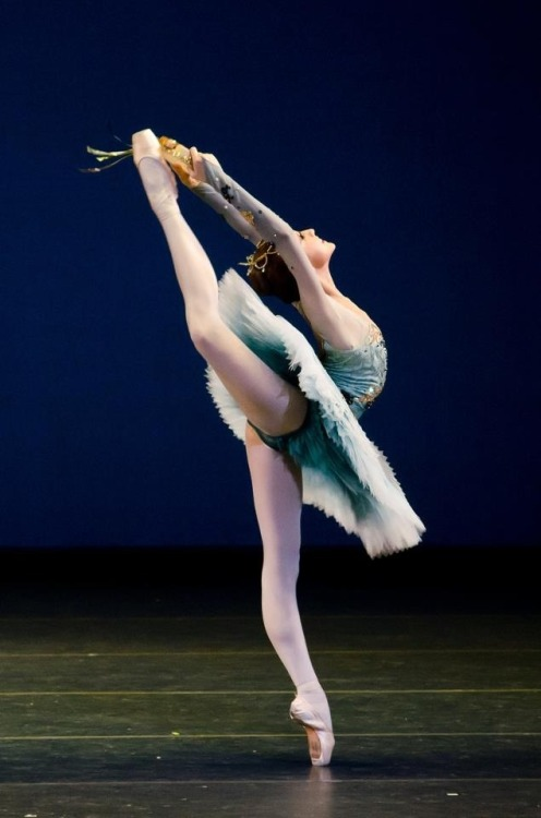 luvdnc:  So amazing ballerina.
