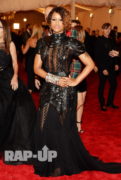 Eve lookin' lovely @ the Met Gala Event.