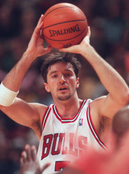 My favorite basketball player ever, Toni Kukoc