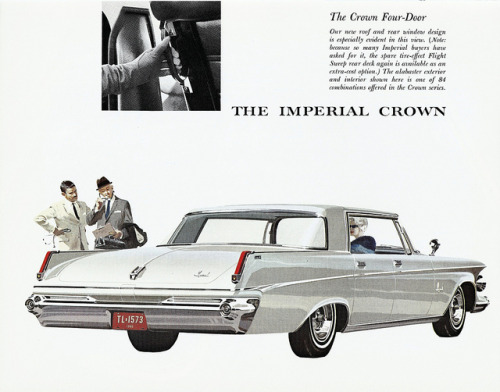 1963 Imperial Crown Four-Door by aldenjewell on Flickr.1963 Imperial Crown Four-Door