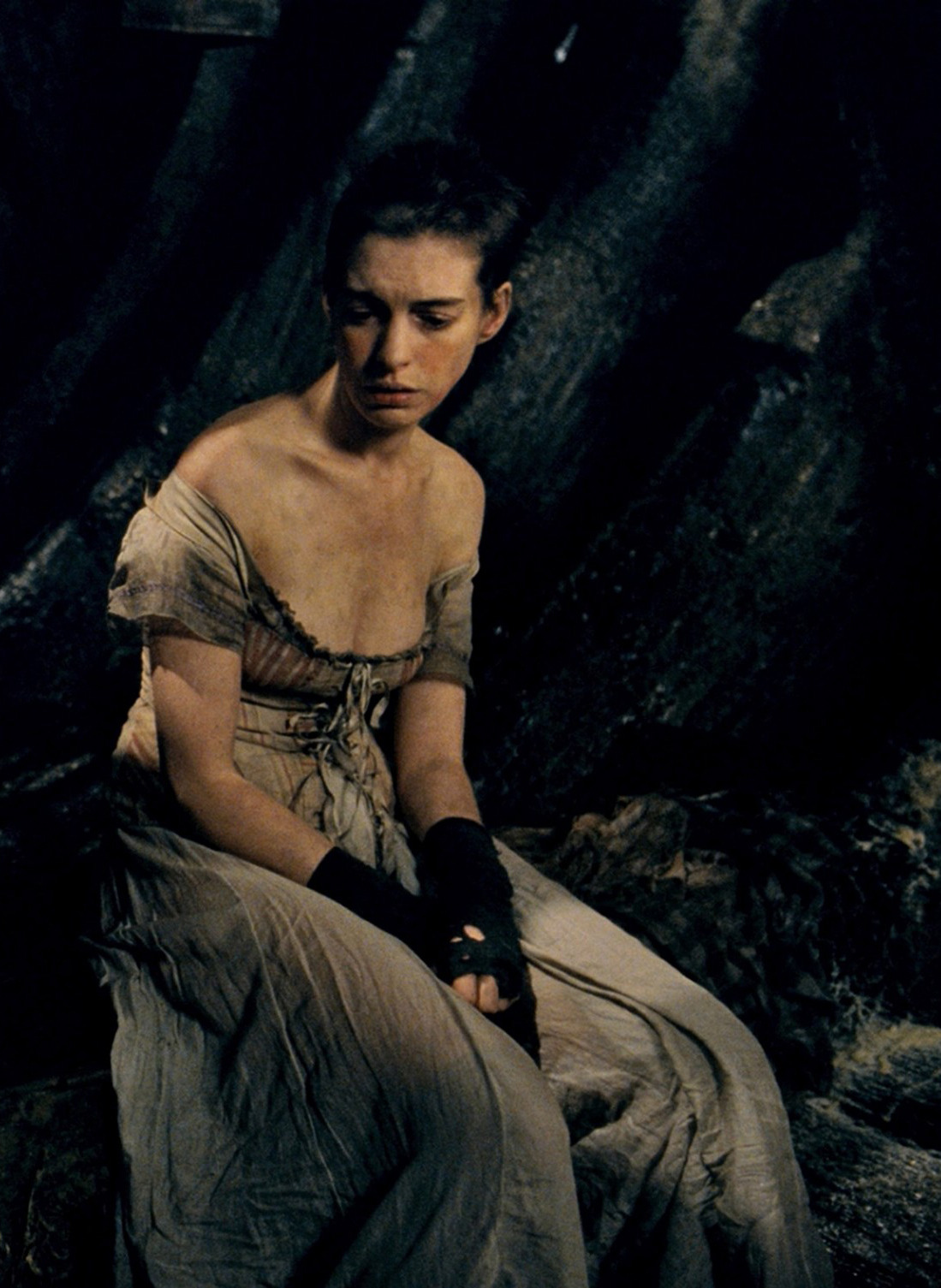 bohemea:  Anne Hathaway in Les Miserables